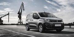 Nuovo Peugeot Partner 2018